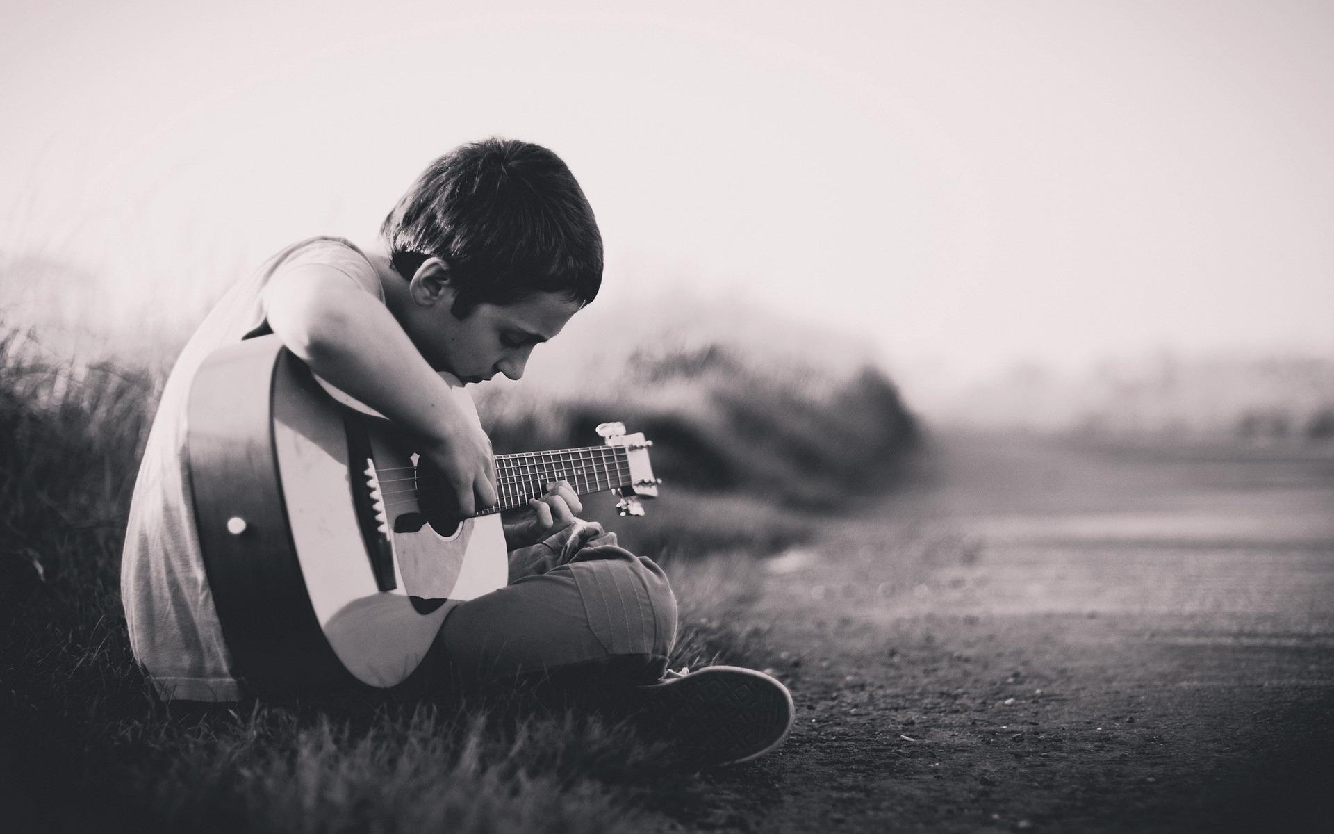 Jakie wybrać gitary na początek gry?