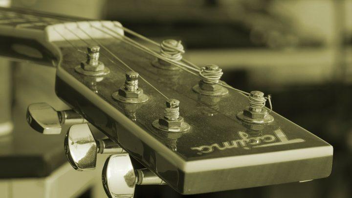 Jakie wybrać struny do gitar