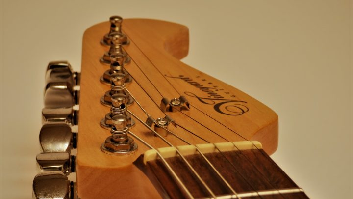Najlepsze gitary do nauki gry
