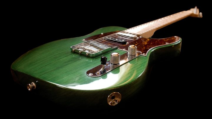 Gitary elektryczne, podstawy działania