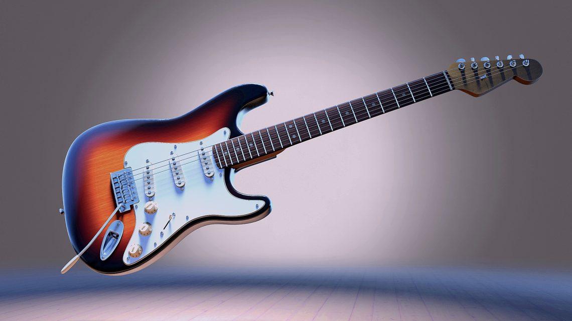 Najlepsze gitary na początek gry