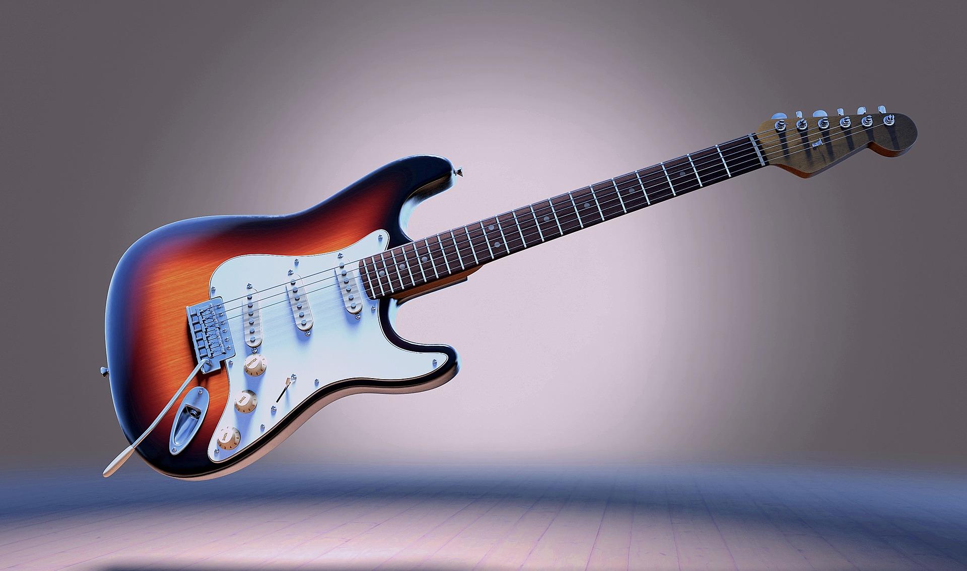 gitary elektryczne, Elpa salon muzycznye